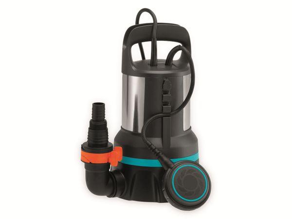 Tauchpumpe GARDENA 9032-20, Klarwasser, 300 W, 11.000 l/h - Produktbild 3