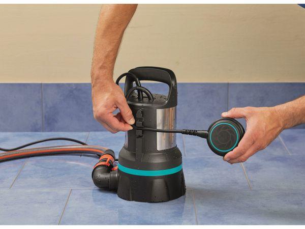 Tauchpumpe GARDENA 9032-20, Klarwasser, 300 W, 11.000 l/h - Produktbild 6