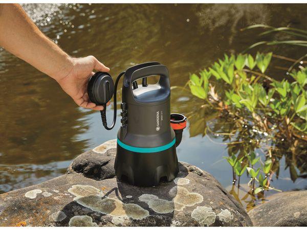 Tauchpumpe GARDENA 9040-20, Schmutzwasser, 300 W, 9.000 l/h - Produktbild 2