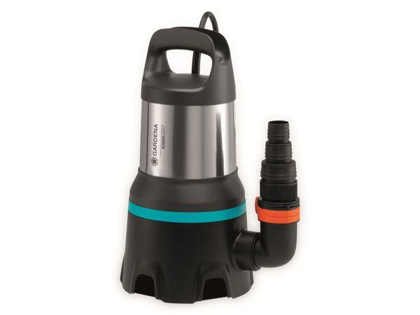 Tauchpumpe GARDENA 9044-20, Aquasensor, Schmutzwasser, 750 W, 20.000 l/h