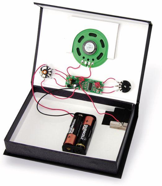 Lernbausatz FRANZIS UKW-Retroradio zum Selberbauen - Produktbild 4