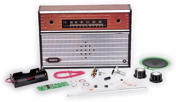 Lernbausatz FRANZIS UKW-Retroradio zum Selberbauen - Produktbild 5