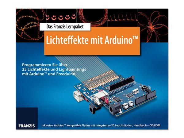 Lernpaket Lichteffekte mit Arduino