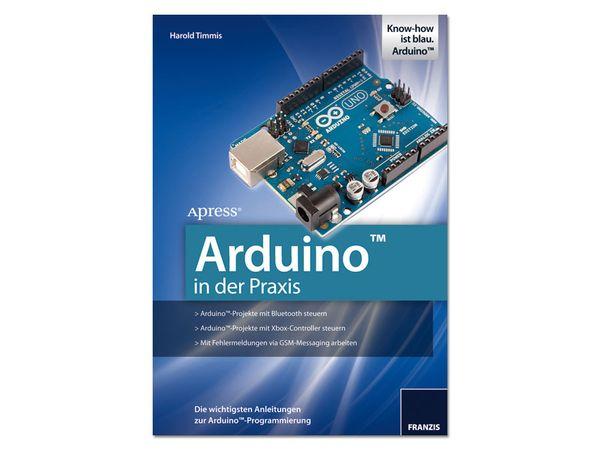 """Buch """"Arduino in der Praxis"""""""