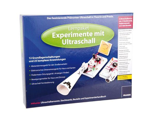 Lernpaket Experimente mit Ultraschall - Produktbild 1