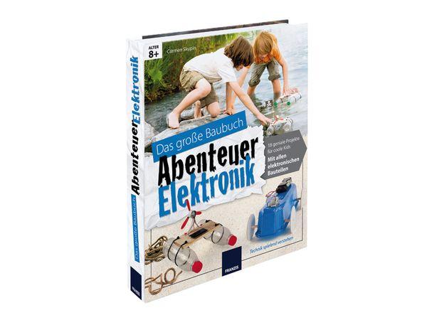 """Baubuch """"Abenteuer Elektronik"""""""