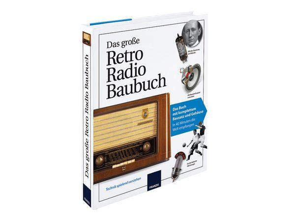 "Baubuch ""Retro Radio"""