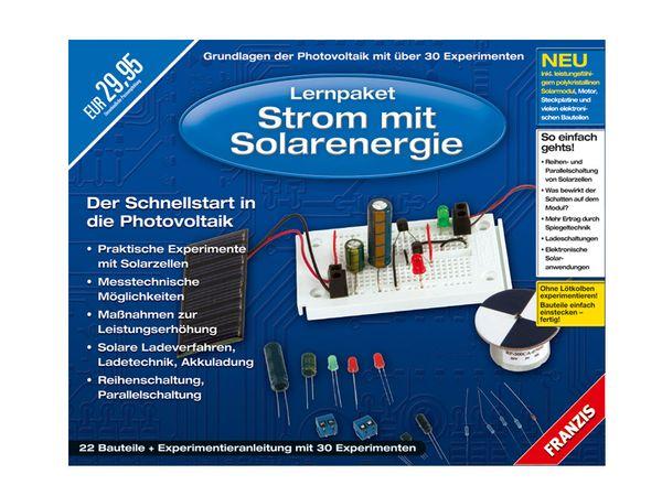 """Lernpaket """"Strom mit Solarenergie"""" - Produktbild 2"""
