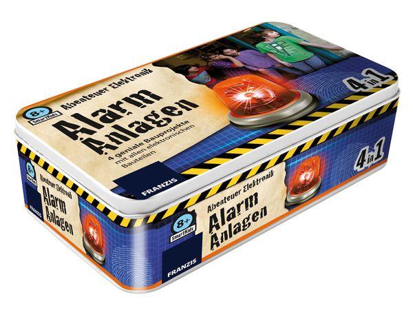 SmartKids Abenteuer Elektronik Alarmanlagen - Produktbild 3