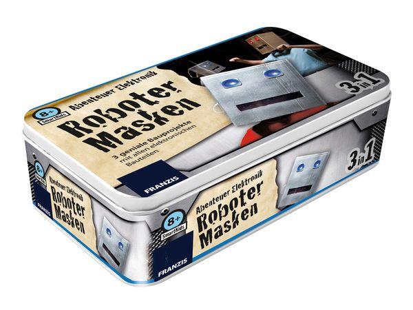 SmartKids Abenteuer Elektronik Robotermasken - Produktbild 3