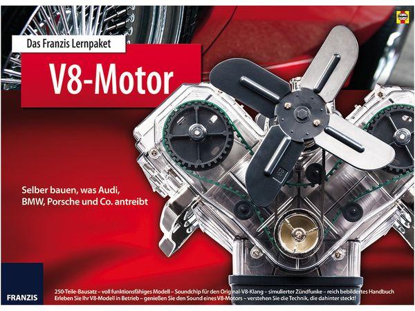Lernpaket V8-Motor - Produktbild 2