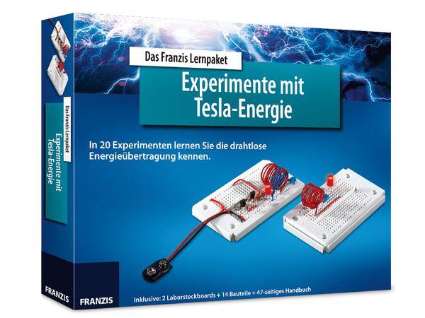 Lernpaket Experimente mit Tesla-Energie - Produktbild 1