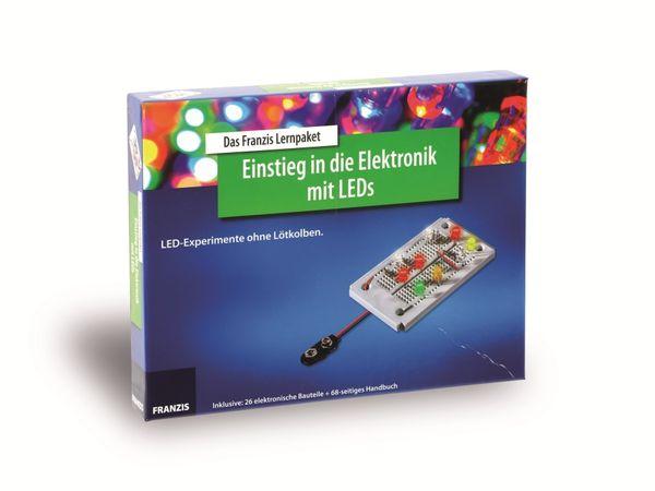 Lernpaket Einstieg in die Elektronik mit LEDs - Produktbild 1