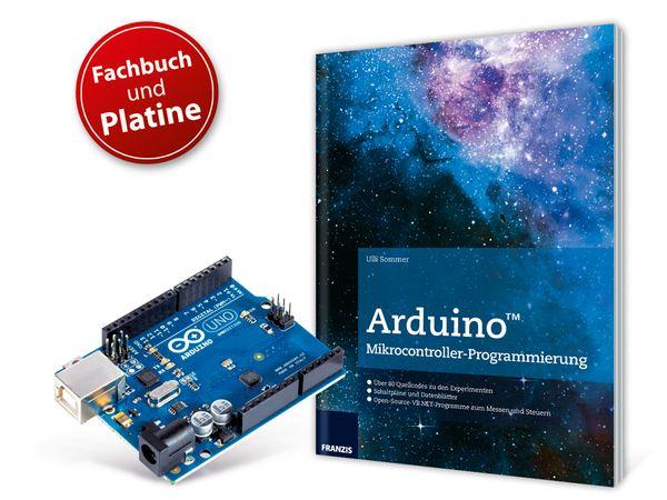 Buch Mikrocontroller-Programmierung mit Arduino/Freeduino + UNO-Platine