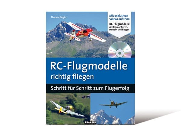 Buch RC-Flugmodelle richtig fliegen