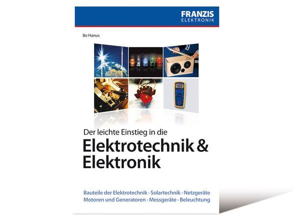 Buch Der leichte Einstieg in die Elektrotechnik & Elektronik