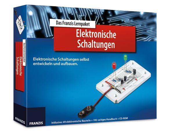 Lernpaket Elektronische Schaltungen selbst entwickeln und aufbauen - Produktbild 1
