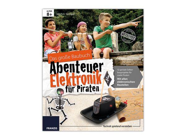 """Baubuch """"Abenteuer Elektronik für Piraten"""" - Produktbild 2"""