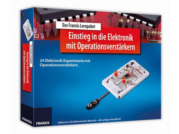 Lernpaket Einstieg in die Elektronik mit Operationsverstärkern - Produktbild 1