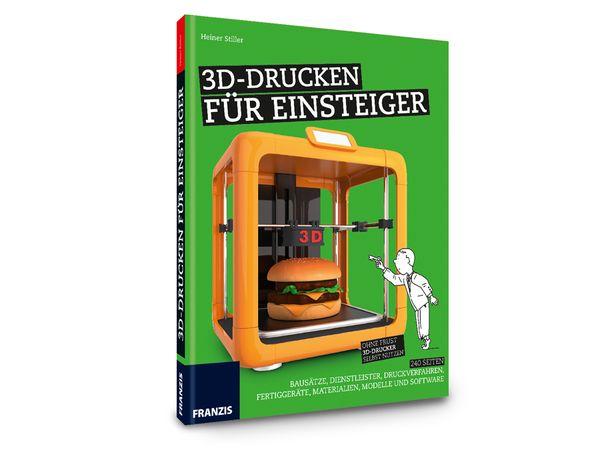 Buch 3D-Drucken für Einsteiger