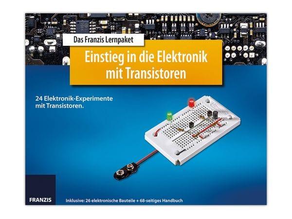 Lernpaket Einstieg in die Elektronik mit Transistoren - Produktbild 2