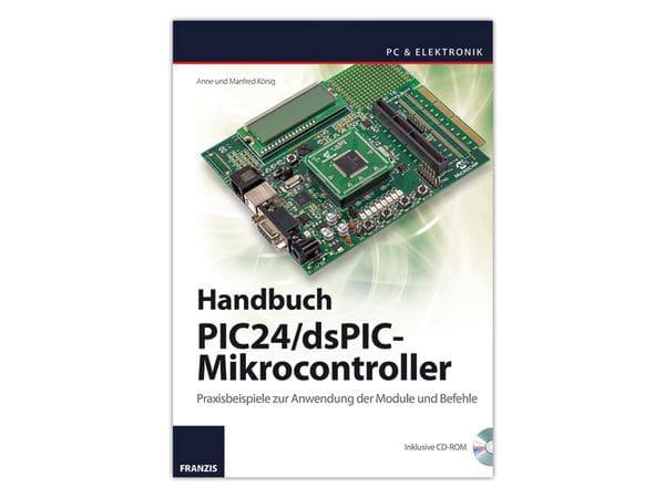 Buch PIC24/dsPIC-Mikrocontroller - Produktbild 2