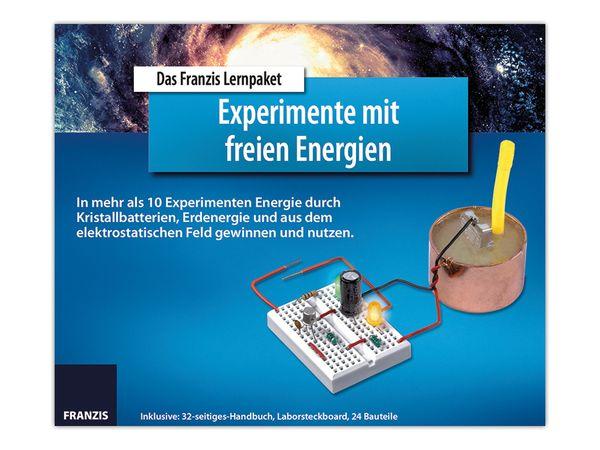 Lernpaket Experimente mit freien Energien - Produktbild 2