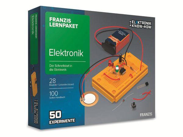 Lernpaket Elektronik - Produktbild 1