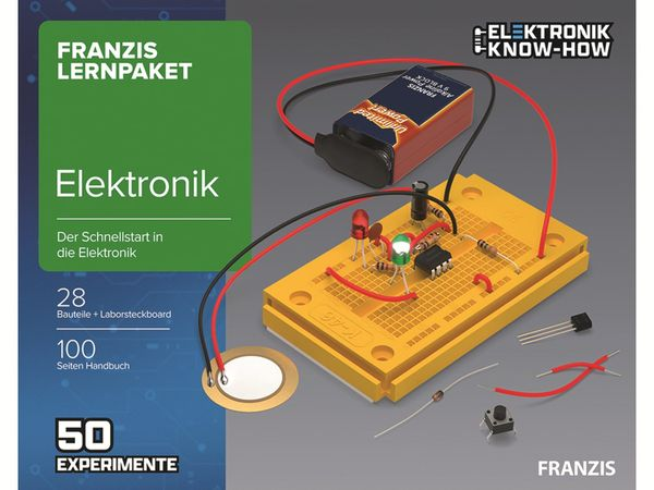 Lernpaket Elektronik - Produktbild 2