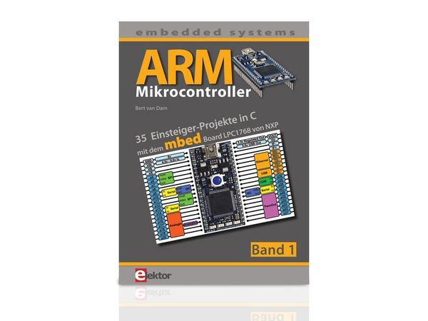 Buch ARM Mikrocontroller 1