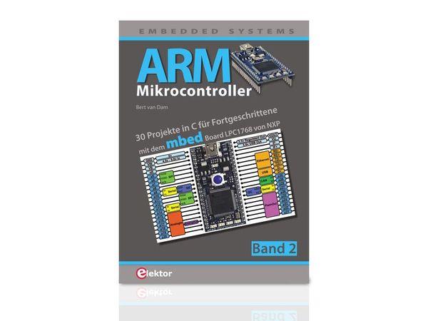 Buch ARM Mikrocontroller 2