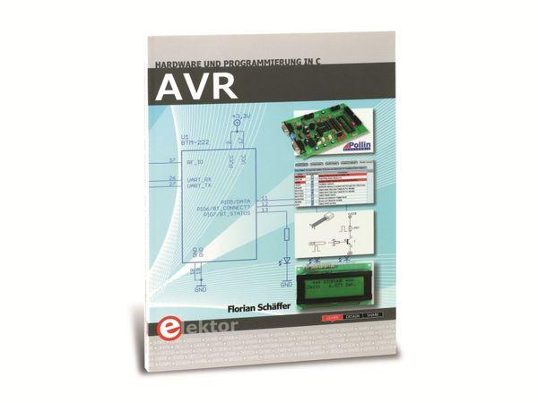 Buch AVR - Programmierung und Hardware in C - Produktbild 1