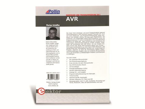 Buch AVR - Programmierung und Hardware in C - Produktbild 2