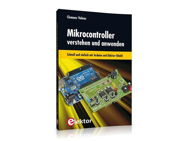 Buch Mikrocontroller verstehen und anwenden