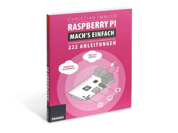 Buch Raspberry Pi: Machs einfach - Produktbild 1