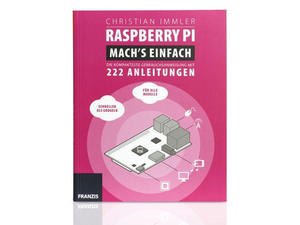 Buch Raspberry Pi: Machs einfach - Produktbild 2