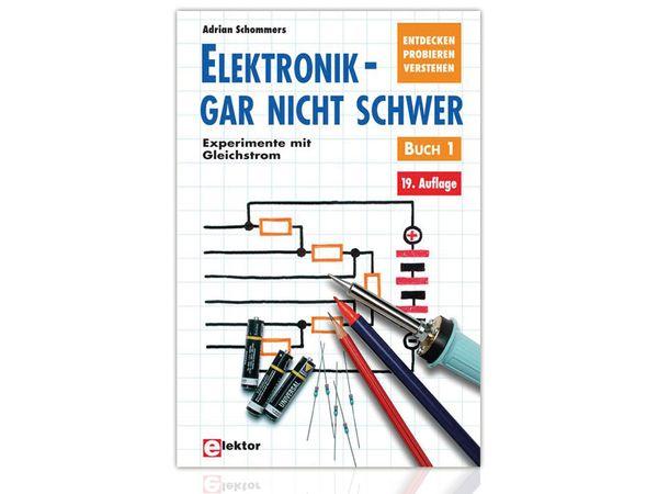 Buch Experimente mit Gleichstrom, Buch 1