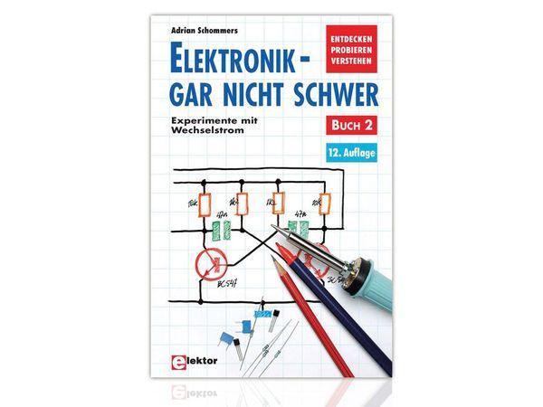 Buch Experimente mit Wechselstrom, Buch 2