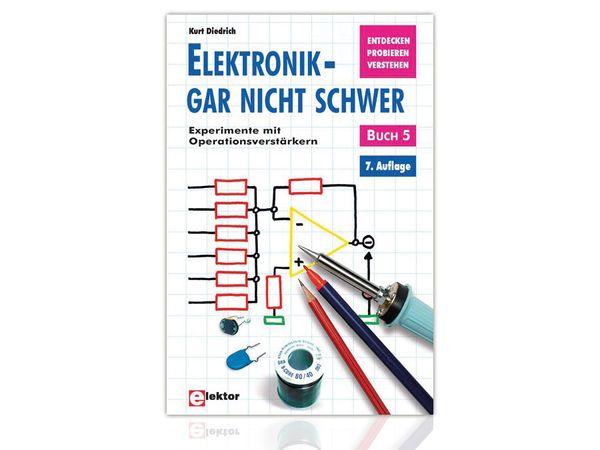 Buch Experimente mit Operationsverstärkern, Buch 5