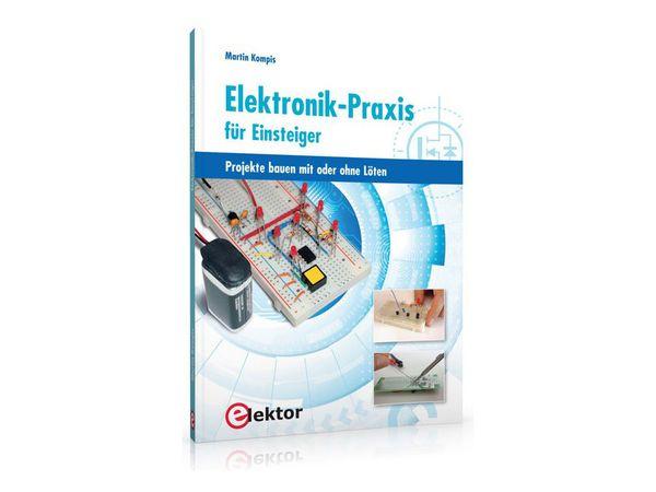 Buch Elektronik - Praxis für Einsteiger