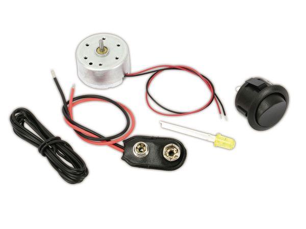 Lernpaket SmartKids Abenteuer Elektronik - Roboter bauen - Produktbild 2