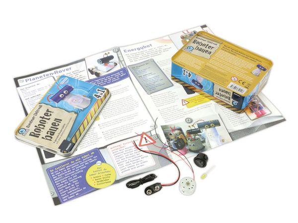 Lernpaket SmartKids Abenteuer Elektronik - Roboter bauen - Produktbild 3