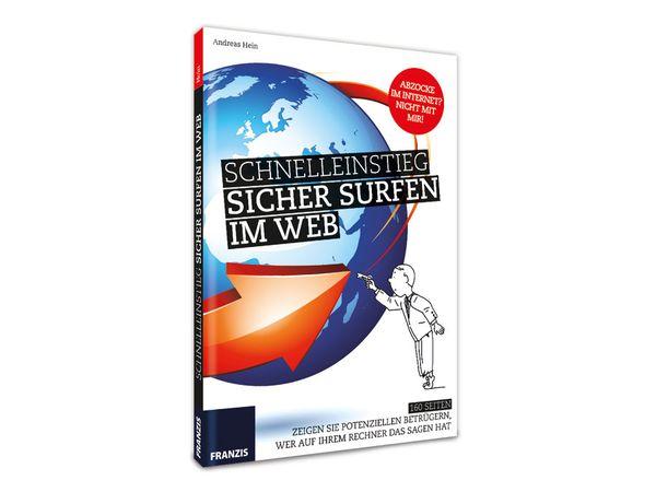 Buch Schnelleinstieg Sicher surfen im Web