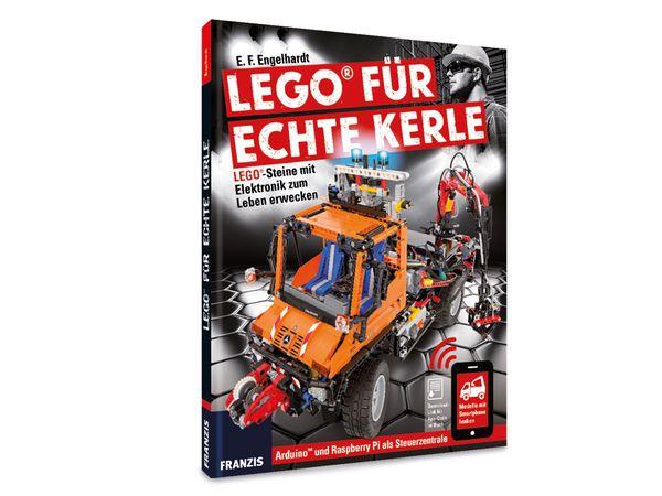 Buch LEGO für echte Kerle