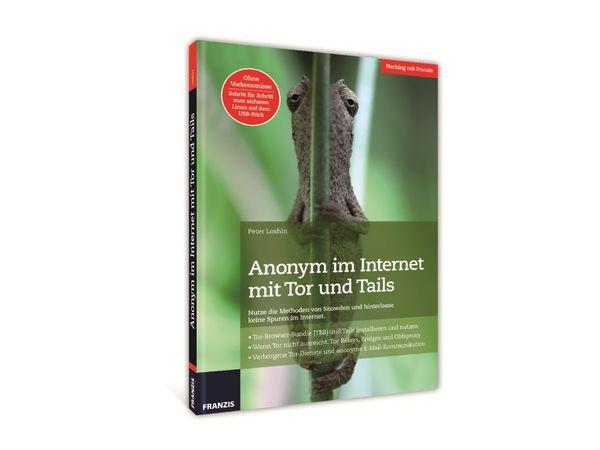 Buch Anonym im Internet mit Tor und Tails - Produktbild 1