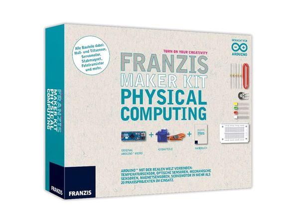 Lernpaket FRANZIS Maker Kit - Physical Computing