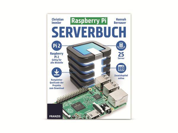 Buch Raspberry Pi Serverbuch