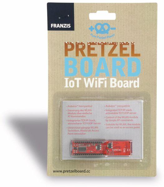 Pretzel Board - IoT WiFi Board - Produktbild 4