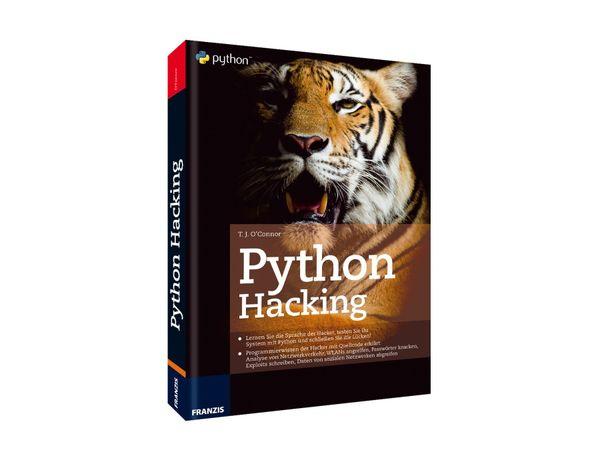 Buch Python Hacking