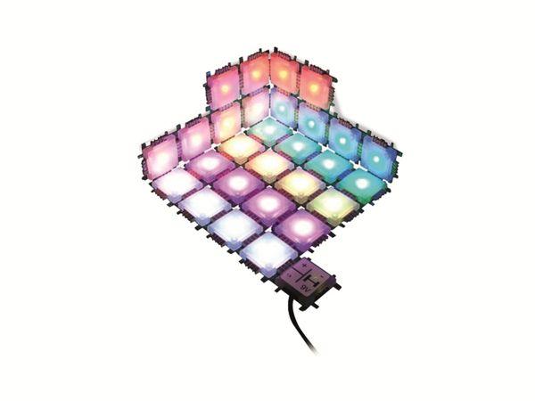 Elektronik Experimentierkasten ALLNET Brick'R'knowledge 7 COLOR LIGHT SET - Produktbild 1